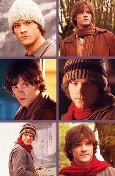 Jared Padalecki in Christmas Cottage Can I just say.... So. Attractive.