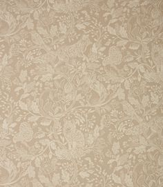 Gorgeous neutral coloured reversible fabric with a woodland design  http://www.justfabrics.co.uk/curtain-fabric-upholstery/linen-cademuir-fabric/
