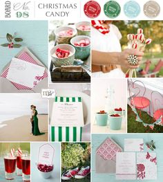 christmas palette by ruby & willow