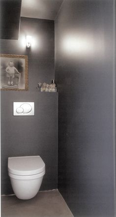 1000 images about wc on pinterest the gap toilets and sons - Toilette noir suspendu ...