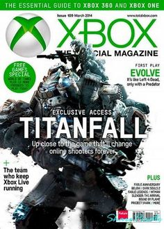 Xbox Official Magazine UK – March 2014
