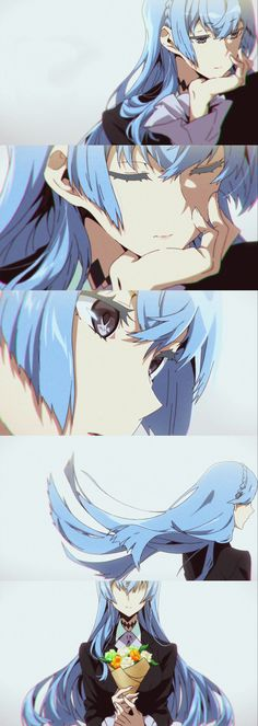 Sonozaki || My Kiznaiver Edit || Seriously, the ending sequence for this anime has so pretty visuals