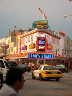 GLORIA-- we went here, do u remember now???                    Philly Cheese Steaks, Philadelphia