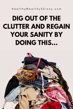 """"""" It's time to declutter. Learn 10 Boss Mom ways to declutter your home. Wellness Tips, Health And Wellness, Health Fitness, Cardboard Playhouse, Cardboard Furniture, Cardboard Crafts, Healthy Tips, How To Stay Healthy, Organizing Your Home"""