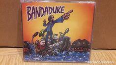 BANDADUKE. OFIDIO. CD SINGLE / COLUMBIA - 2001 / PRECINTADO.