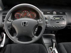 Honda Civic Coupe 2001–03