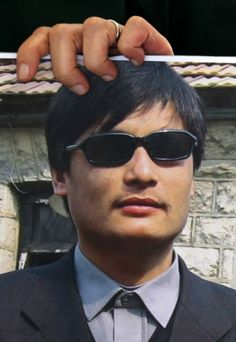 Chen Guangcheng leaves US embassy