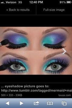19 Green Eye Makeup Ideas