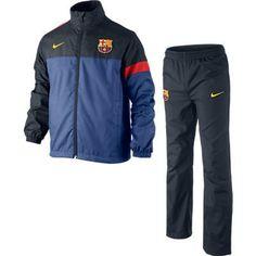 Nike Barcelona F.C. – Chándal para niño 96a3794af36d9