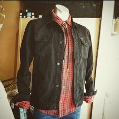 Vintage Clothing, Vintage Outfits, Men's Vintage, Denim, Jackets, Clothes, Style, Fashion, Down Jackets