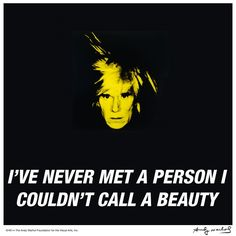 Inspirational quote #AndyWarhol #Christmas #thanksgiving #Holiday #quote