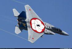 McDonnell Douglas (Mitsubishi) F-15J Eagle aircraft picture