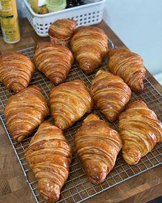 French Bakery, Croissant, Potatoes, Vegetables, Food, Potato, Essen, Crescent Roll, Vegetable Recipes