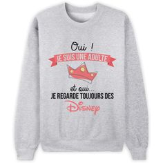 cute disney t-shirts Cool T Shirts, Tee Shirts, Tees, Beau T-shirt, Top Mode, Disneybound, Printed Sweatshirts, Branded T Shirts, Funny Tshirts