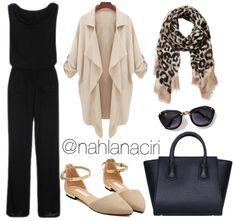 diese ist eine klassisches Outfit es ist jedoch unwandelbar dieses Outfit kannst du im Alltag tauglich auf arbeit beim shoppen beim caffee neben an aber mit den richtigen schuhe und den richtigen accessoires kann es die schönste abend Garderobe werden das beste Party Outfit werden es liegt nur an dir  Amal EL-Fakir