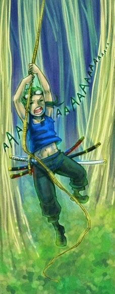 Lol Zoro. This was seriously one of the best Zoro moments