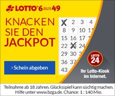 Best win the lotto and euro jackpot, play typing win.     MWho likes to play and win the lotto should tap in and / or in the euro jackpot. Giant gains are possible. perhaps so quickly to target a millionaire.