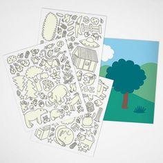 Stickers Phospho