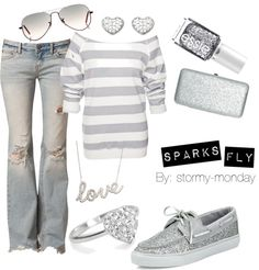 """Sparks Fly"" by stormy-monday on Polyvore"