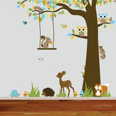 Inspirational For t bois enfants vinyle mur decal p pini re mur par wallartdesign