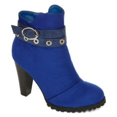 jcp | 2 Lips Lexes Booties