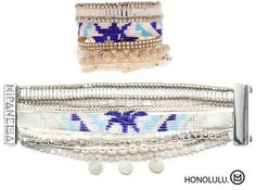 Hipanema Stoere Armband Hipanema Honolulu