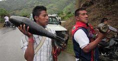 osCurve   Contactos : Comunidades del norte del Cauca: entre fuegos cruz...