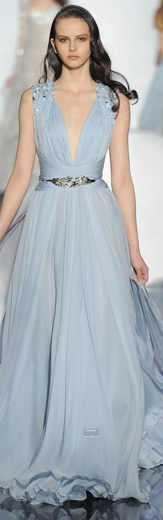 Zuhair Murad Haute Couture Spring Summer 2015 collection. Jaglady