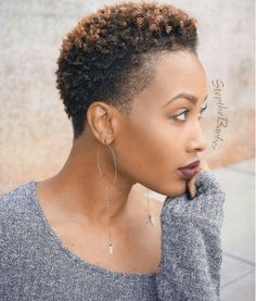 Tapered Cut Elegant Beauty Source: stepthebarber  #naturalhairmag