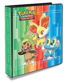 Pokémon TCG card binders now on sale at Amazon for Christmas 2017