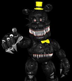 Nightmare sfm Fnaf 4, Anime Fnaf, Card Costume, Fnaf Cosplay, Mew And Mewtwo, Laughing Jack, Fnaf Characters, Fnaf Drawings, Five Nights At Freddy's