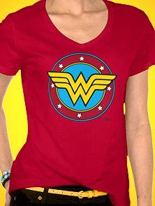 Wonder Woman Tee $32