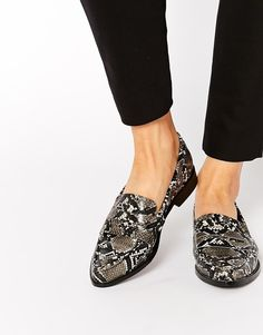 Image 1 - ASOS - MAGIC TOUCH - Chaussures plates pointues