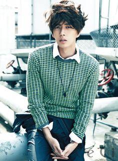 Park Hae Jin - Ceci Magazine April Issue '13