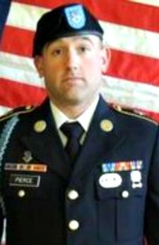 Army SPC. Robert A. Pierce, 20, of Panama, Oklahoma. Died June 3, 2013, serving during Operation Enduring Freedom. Assigned to 1st Battalion, 506th Infantry Regiment, 4th Brigade Combat Team, 101st Airborne Division (Air Assault), Fort Campbell, Kentucky. Died in Tsamkani, Paktia Province, Afghanistan, of wounds suffered when his unit was attacked by a suicide vehicle-borne improvised explosive device.