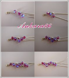 Free DIY tut - Tutorial of bracelet or Necklace
