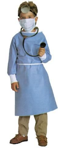 Doctor Child Costume 12-14 *Clearance* | FantasyCostumes.com