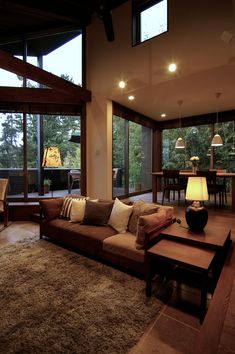 Interior Living Room Design Trends for 2019 - Interior Design Room Interior, Interior Design Living Room, Modern Interior, Interior Architecture, Living Room Designs, Home Living Room, Living Room Decor, Living Spaces, House Rooms