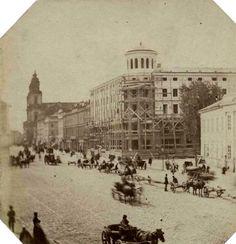 1868. Краковское предместье