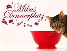 Haustier Wandtattoo Dinnerplatz