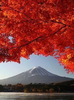 Mount Fuji - Japan