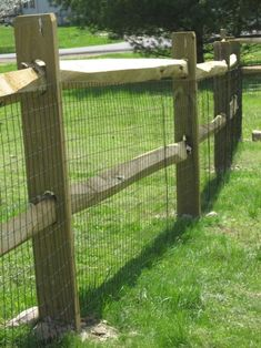 Dog fencing - looking for the right materials to keep the dogs in, neighbors livestock safe and not destroy our view. #DogFence