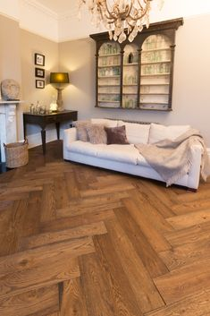 Brushed Black Oiled European Oak Floors from Flagstones Direct Flagstones Direct
