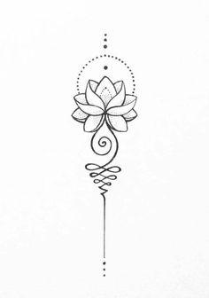 70 ideas tattoo femininas delicada panturrilha - Hints for Women Unalome Tattoo, Hamsa Tattoo, Mandala Tattoo, Mini Tattoos, Flower Tattoos, Body Art Tattoos, Small Tattoos, Cool Tattoos, Tatoos