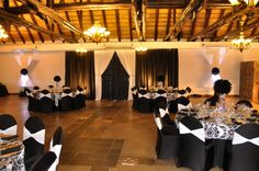 Black & Silver function...