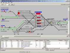 Train Director 3.9h for Mac Train Director is a clone of the popular Train Dispatcher simulation software. With Train Director you can simulate the work of the Centralized Traffic Control (CTC). Your task is to direct trains running in a territory to their final destination, by throwing switches and clearing signals. #videogames