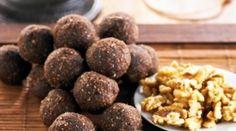 Dr Libbys Brain Balls - Walnuts, Sunflower Seeds, Coconut, Cocoa, Dates, Water & Salt