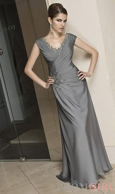 Wedding Dresses, Bridesmaid Dresses, Prom Dresses and Bridal Dresses VM Collection Mothers Dresses - Style 70208 - VM Collection Mothers Dresses by Mori Lee, Fall Chiffon Dress and Stole. Pictured in Platinum. Mother Of Groom Dresses, Bride Groom Dress, Bride Gowns, Mothers Dresses, Mother Of The Bride, Mori Lee Prom Dresses, Mob Dresses, Bridal Dresses, Dresses Online