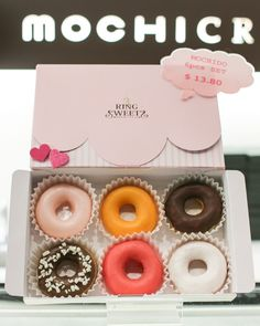 unique doughnut packaging design - Google Search