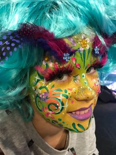 - Famous Last Words Face Painting Designs, Body Painting, Best Part Of Me, Make Up, Costumes, Decor, Artistic Make Up, Artists, Kids Makeup